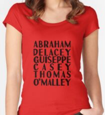 Thomas O'Malley - The Aristocats Women's Fitted Scoop T-Shirt