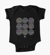 """Positron Cloud Chambers - COLORS""© Kids Clothes"