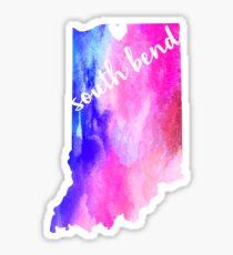 South Bend Sticker