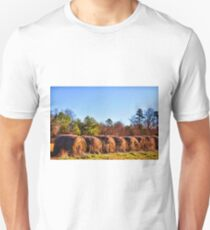 All Lined Up Unisex T-Shirt