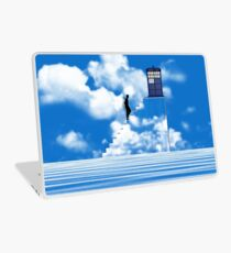 how's going to end? b Laptop Skin