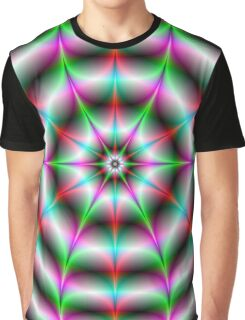 Web Star Graphic T-Shirt