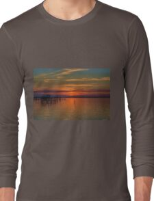 Sunset on the Bay 2 Long Sleeve T-Shirt
