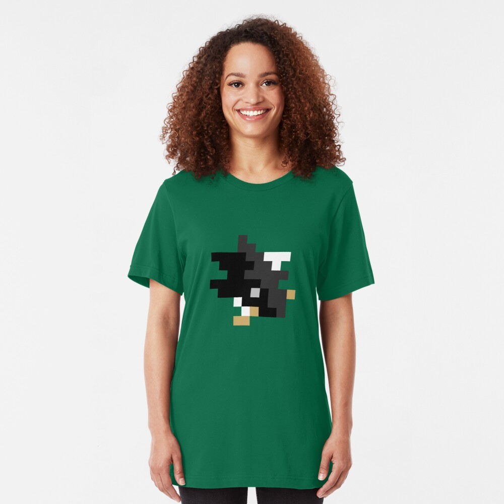 8-Bit San Jose Slim Fit T-Shirt
