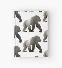 Gorilla Hardcover Journal