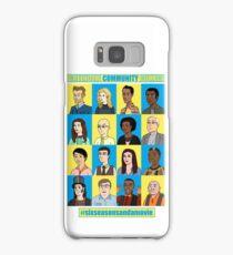#sixseasonsandamovie Samsung Galaxy Case/Skin