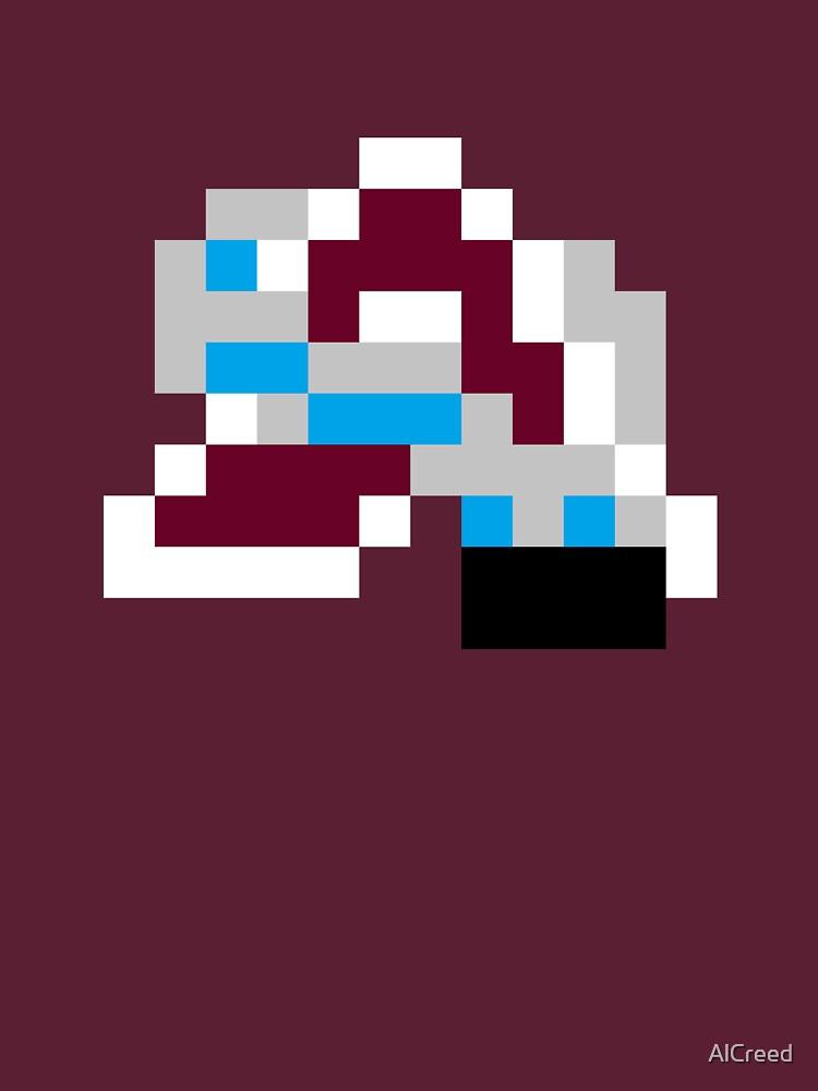 8-Bit Colorado by AlCreed