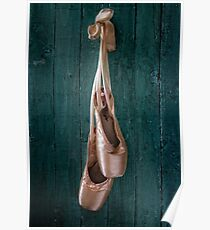 old ballet shoes Poster