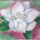 Magnolia 2 by Loretta Nash
