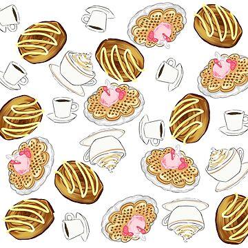 Breakfast by Shosetsu