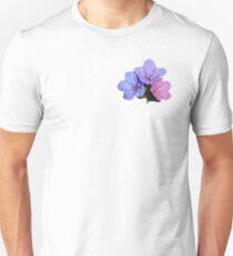 Mary and Joseph Spring Flowers Unisex T-Shirt
