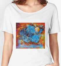Mystic Moon at the Mountains of Madness  Women's Relaxed Fit T-Shirt