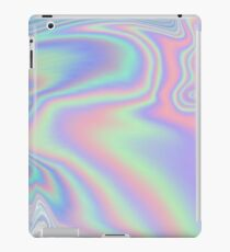 Holographic trip iPad Case/Skin