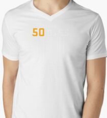 Leica Noctilux Mens V-Neck T-Shirt
