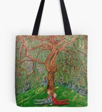 """""""Under the tree"""" Tote Bag"""