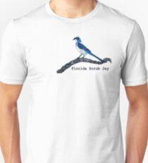 Florida Scrub Jay Tee T-Shirt