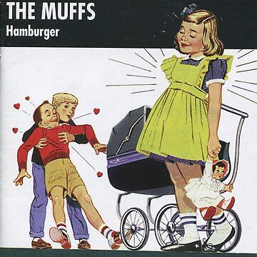 The Muffs - Hamburger by robynhinchman