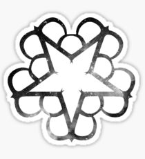 Black Veil Brides Logo Sticker