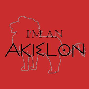 AKIELON - Captive Prince by pretentious-git