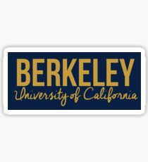 Berkeley Sticker