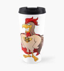 Super Cock Travel Mug