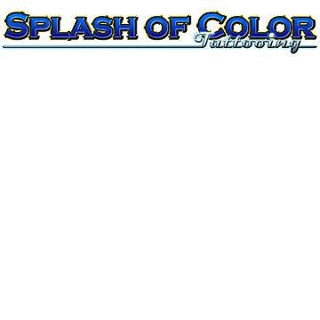 Splash of Color - Blue by asplashofcolor