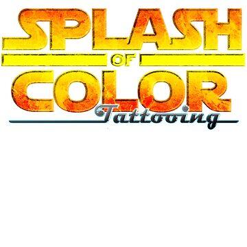 Splash of Color - (Star Wars Style) by asplashofcolor