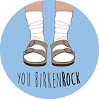Birken-rock by Hannah Byers