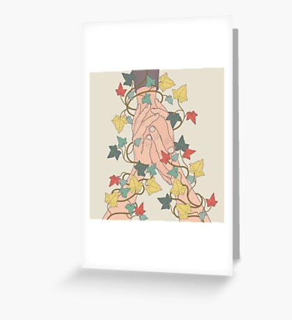 pay attention Greeting Card