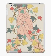 pay attention iPad Case/Skin