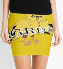 GREG the Zapdos Mini Skirt