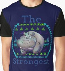 Strongest   Graphic T-Shirt