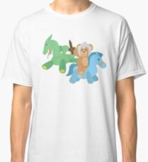 Teddy Bear Knight  Classic T-Shirt