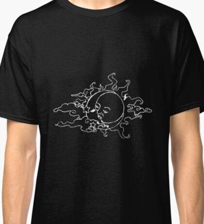 Moon & The Sun White. Classic T-Shirt