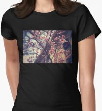 Spring Blossoms Women's Fitted T-Shirt