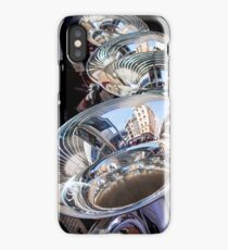 Salvation Army Brass Band iPhone Case/Skin
