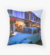 Multicultural! Throw Pillow