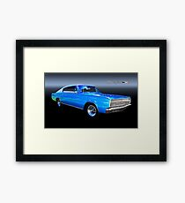 67 Dodge Charger Hardtop Framed Print