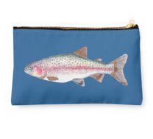 Rainbow Trout  Studio Pouch
