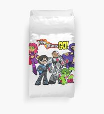 Teen Titans Go!  Duvet Cover