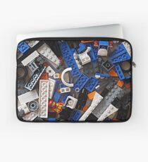 Mind where you tread, Lego, Lego, Lego everywhere Laptop Sleeve