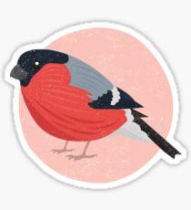 Bullfinch Sticker