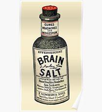 Brain Salt Poster