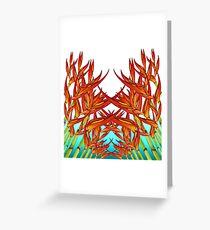 Tropicanarama Greeting Card