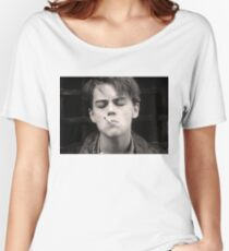 Leonardo Dicaprio // The Basketball Diaries Women's Relaxed Fit T-Shirt