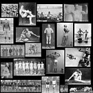 Vintage Athletes  by Cody  VanDyke