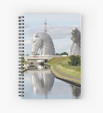 Kelpies gifts Spiral Notebook