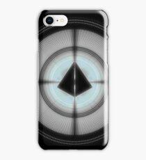 Geometric Orb iPhone Case/Skin