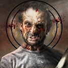 Psycho Circus 2 The Knife Thrower by Martin Muir