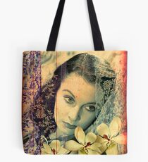 Scarlett Leigh with Magnolias from Tara Tote Bag